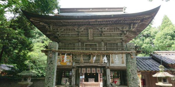 櫻井神社へ参拝
