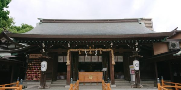 佐嘉神社へ参拝
