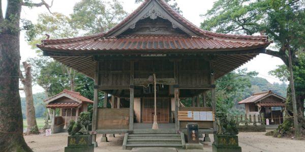 雉琴神社へ参拝