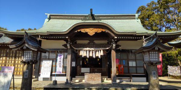 四山神社へ参拝♪
